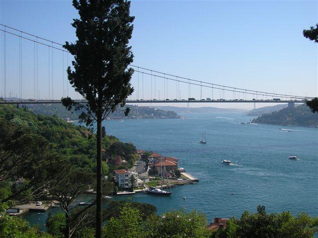 Mihribat Korusu`ndan İstanbul - H. Enver Türker