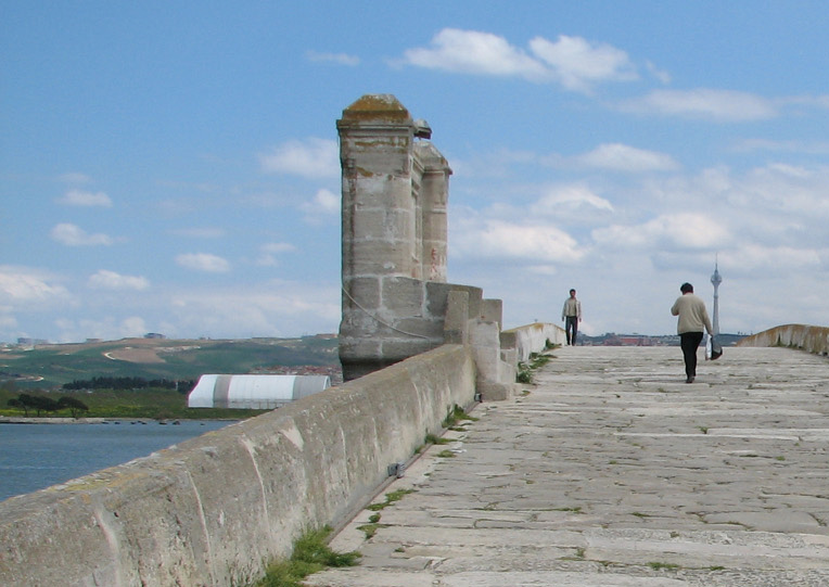 Mimar Sinan Köprüsü > Erkin