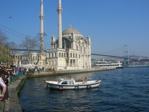 Ortaköy Cami - Cengiz Duran