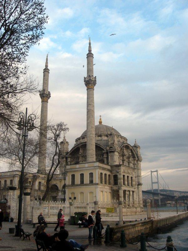 Ortaköy Cami - Dinçer Önel