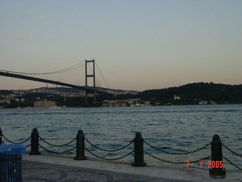 Ortaköy`den Bakış - Ülkü Gürbüz