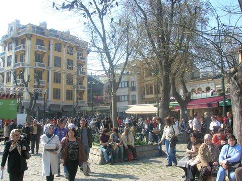 Ortaköy Meydanı - Cengiz Duran