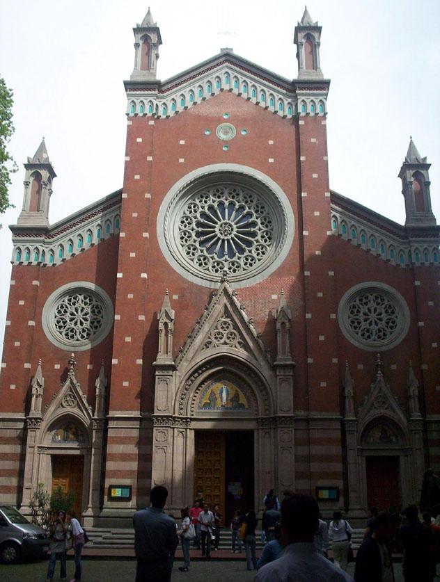St. Antuan Kilisesi (Beyoğlu) - Neslihan Güzel