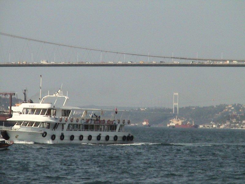 İstanbul Boğazı - Serkan Alan
