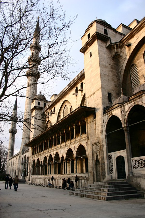 Süleymaniye Cami - Mine Sünbül