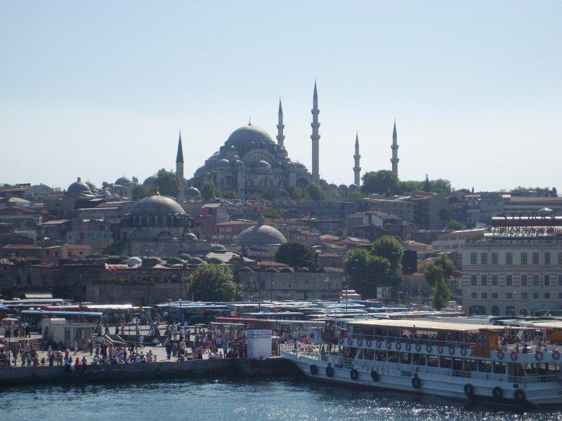 Süleymaniye Cami > Zeycak
