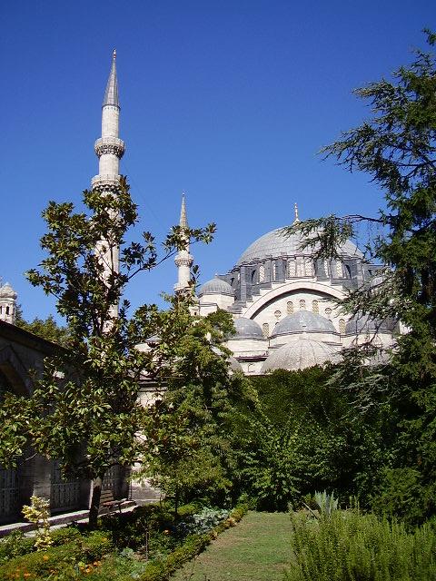 Süleymaniye Cami - Zeynep İba