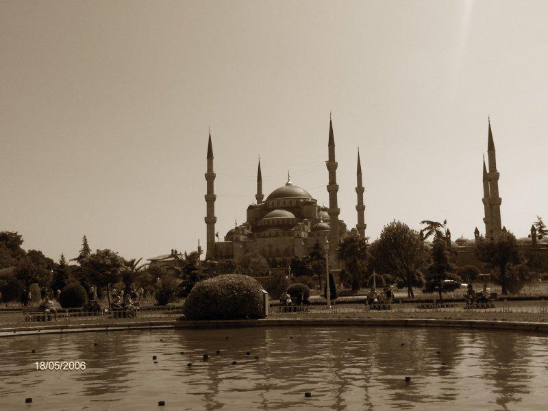 Sultanahmet Cami - Gülşah Kotil