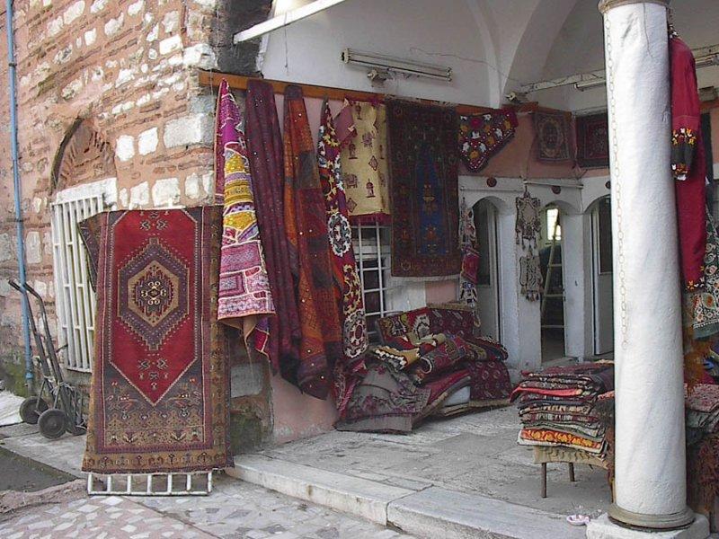 Sultanahmet`te Halı Mağazası - Türkan Arpacı
