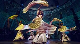 Beyazgül Dans Gösterisi