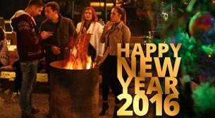 İzoletta'da Muhteşem Yılbaşı Gecesi