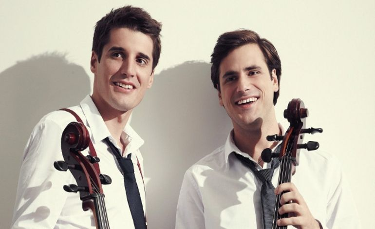 2CELLOS: Cafe Breno Sunar