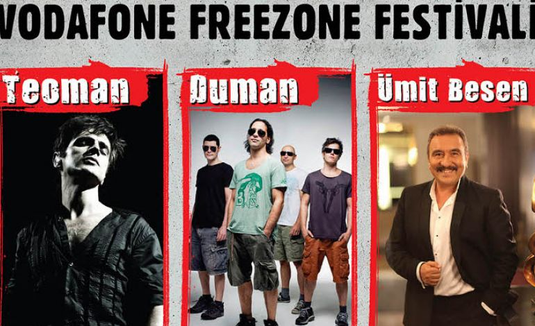 Vodafone FreeZone: Teoman-Duman