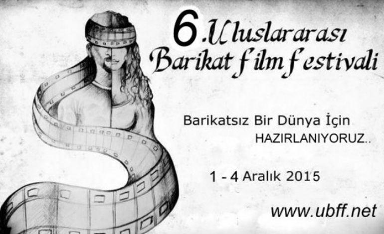 6. Uluslararası Barikat Film Festivali