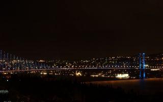 Conrad İstanbul Bosphorus'ta Yılbaşı Coşkusu