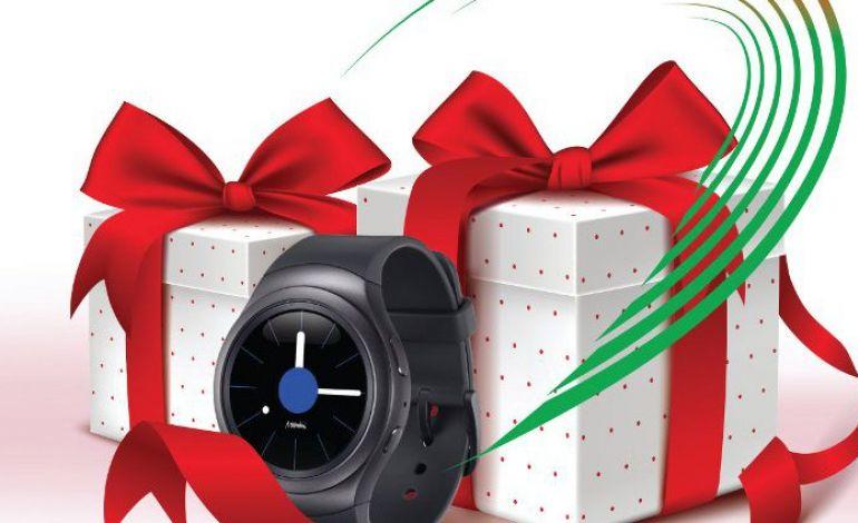 Yeni Yılın En Güzel Hediyeleri Samsung'da