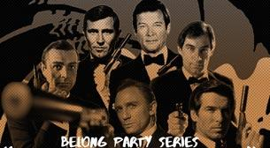 BELONG Party Series: James Bond