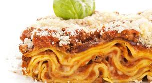Lasagna Adına Her Şey