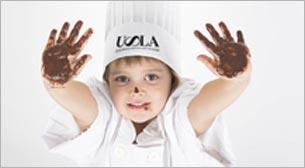 Minik Şefler için Çikolatalı