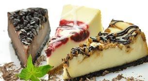 Şaheser Cheesecake'ler