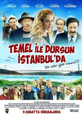 Temel ile Dursun İstanbul'da