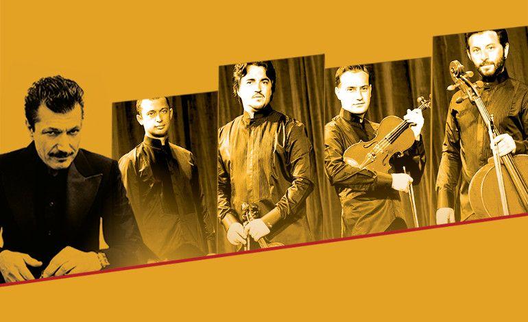 Burhan Öçal & Borusan Quartet