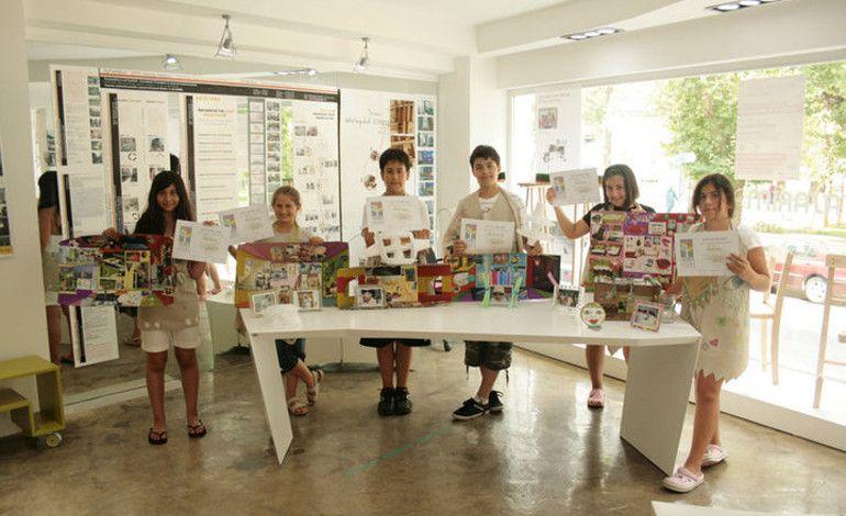 ''Çocuk Gözüyle Tasarım'' Atölyeleri Başlıyor!