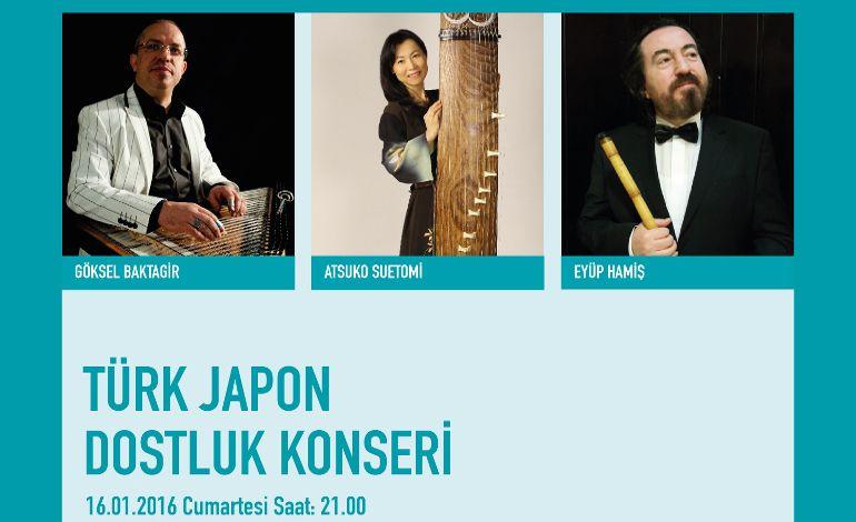 Türk Japon Dostluk Konseri