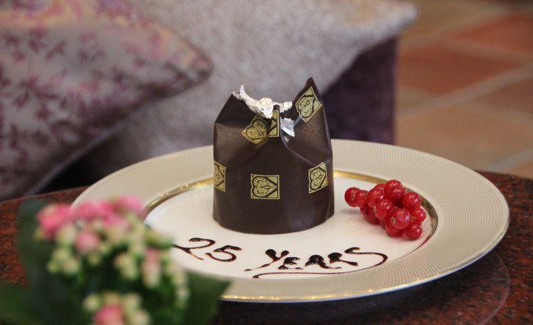 Çırağan Palace Kempinski İstanbul 25.Yılını Kutluyor!