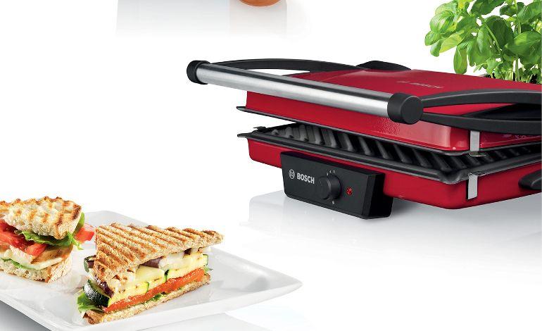 Bosch Katı Meyve Sıkacağı ve Tost Makinesi