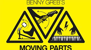 Benny Greb's Moving Parts