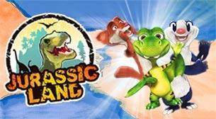 Jurassic Land Sömestr Tatili