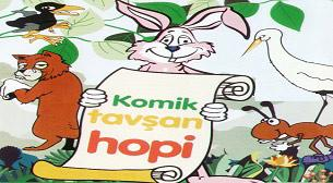Komik Tavşan Hopi - Tiyatro Mie