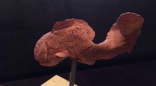 Masterpiece Heykel - Balık