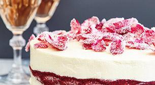 Naked Cake-Sevgililer Günü Özel