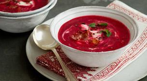 Renkli Çorbalar