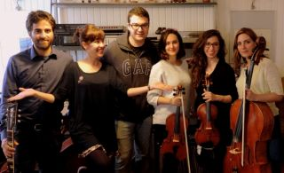 Çağıl Kaya Moda String Trio