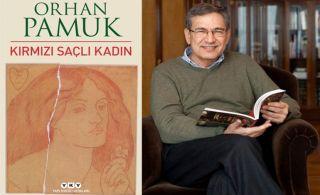 Orhan Pamuk Yeni Romanı İmzalıyor