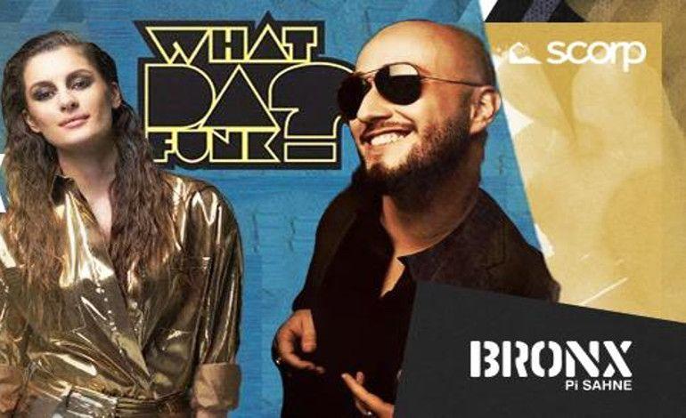 What Da Funk Groove: Atiye & Bedük