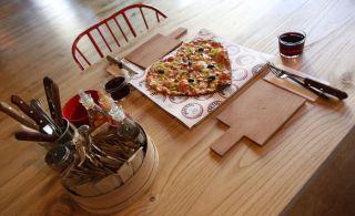 Bafetto'da 14 Şubat'ta Tüm Pizzalar Çok Romantik!