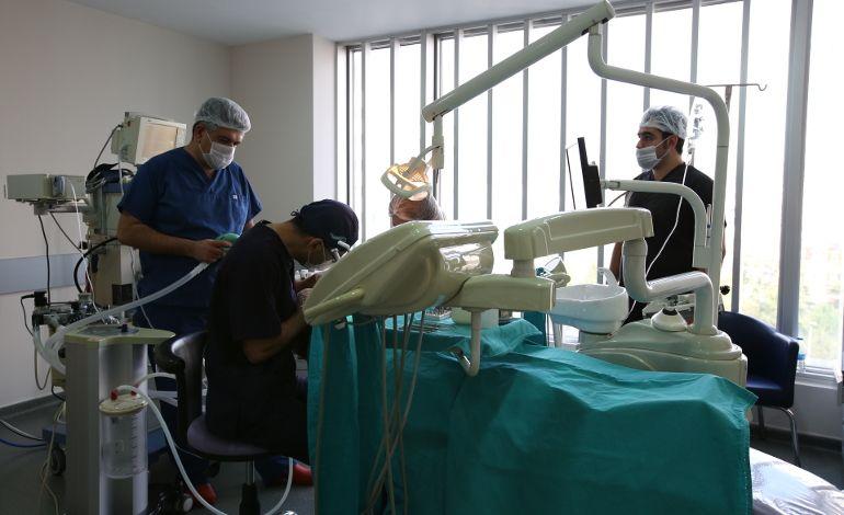 Engellilere Ücretsiz Diş Ameliyatı