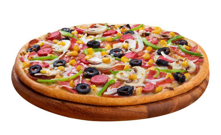 Ödüller Akademi'den, Pizzalar Domino's Pizza'dan