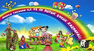 23 - 24 Nisan Çocuk Karnavalı