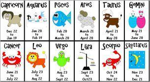 Astroloji, Çocuklar ve Yetenekleri