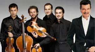 Borusan Quartet&Burhan Öcal