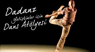 DadanZ-Yetişkinler İçin Dans Atölye