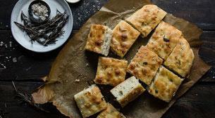 İtalyan Ekmek Yapımı