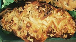 Paskalya Çöreği ile