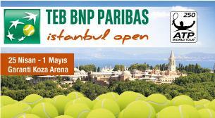 TEB BNP Paribas İstanbul Open