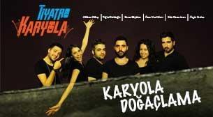 Tiyatro Karyola ile Doğaçlama